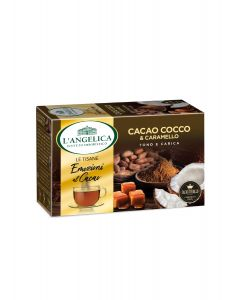 Tisana Cacao Cocco & Caramello
