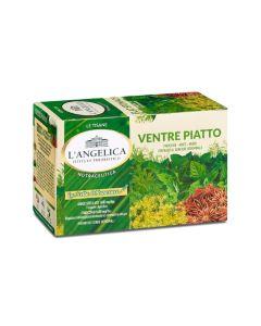 Tisana a caldo Ventre Piatto - L'Angelica