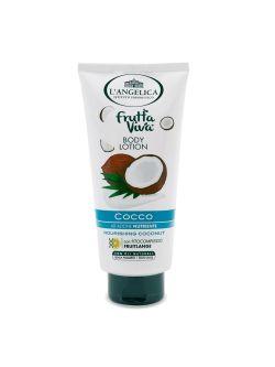 Body Lotion Nutriente al Cocco
