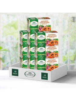 Multipack 10 pezzi Tisana Supporto Immunitario -50%