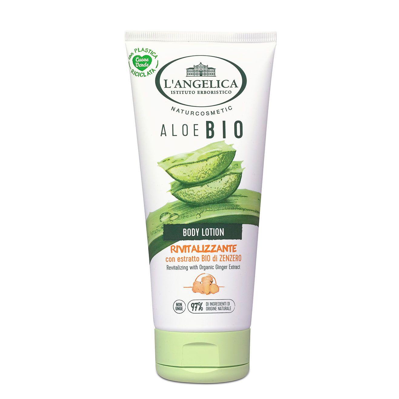 Crema Corpo Aloe Bio Rivitalizzante