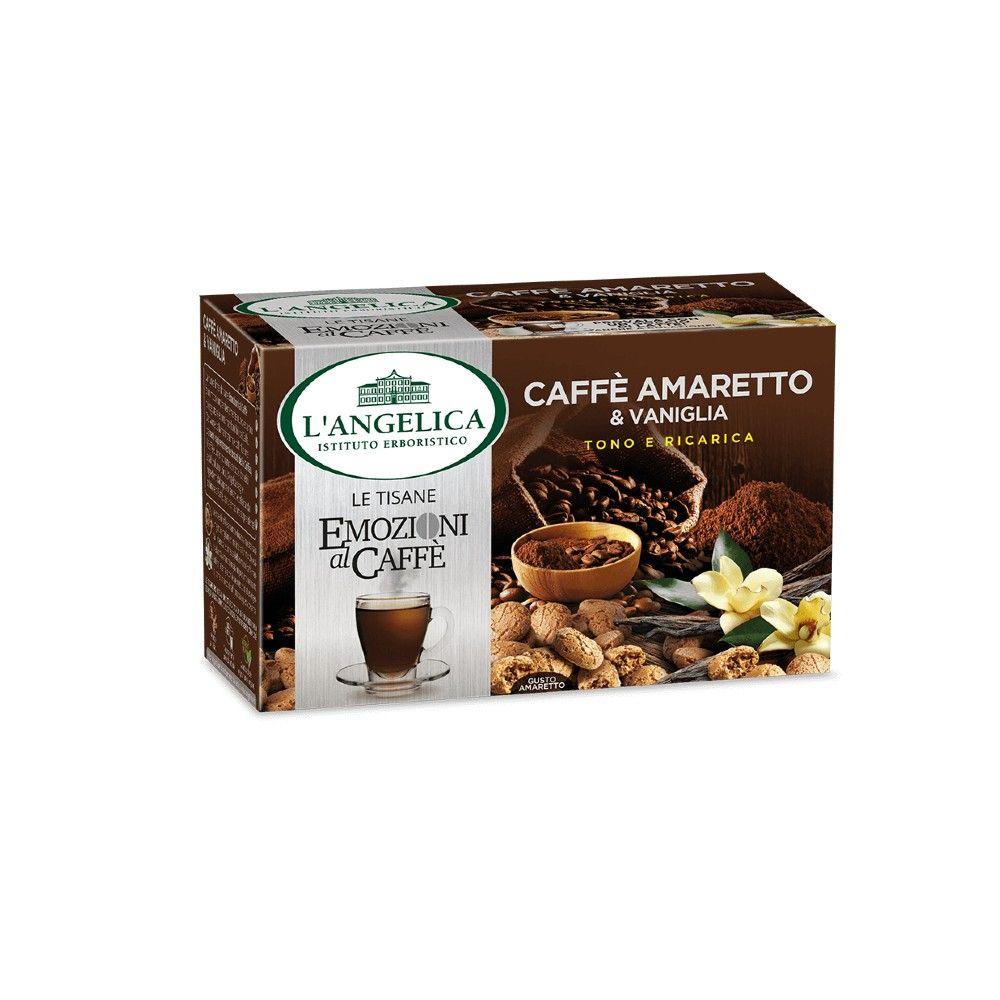 Tisana Caffè Amaretto & Vaniglia