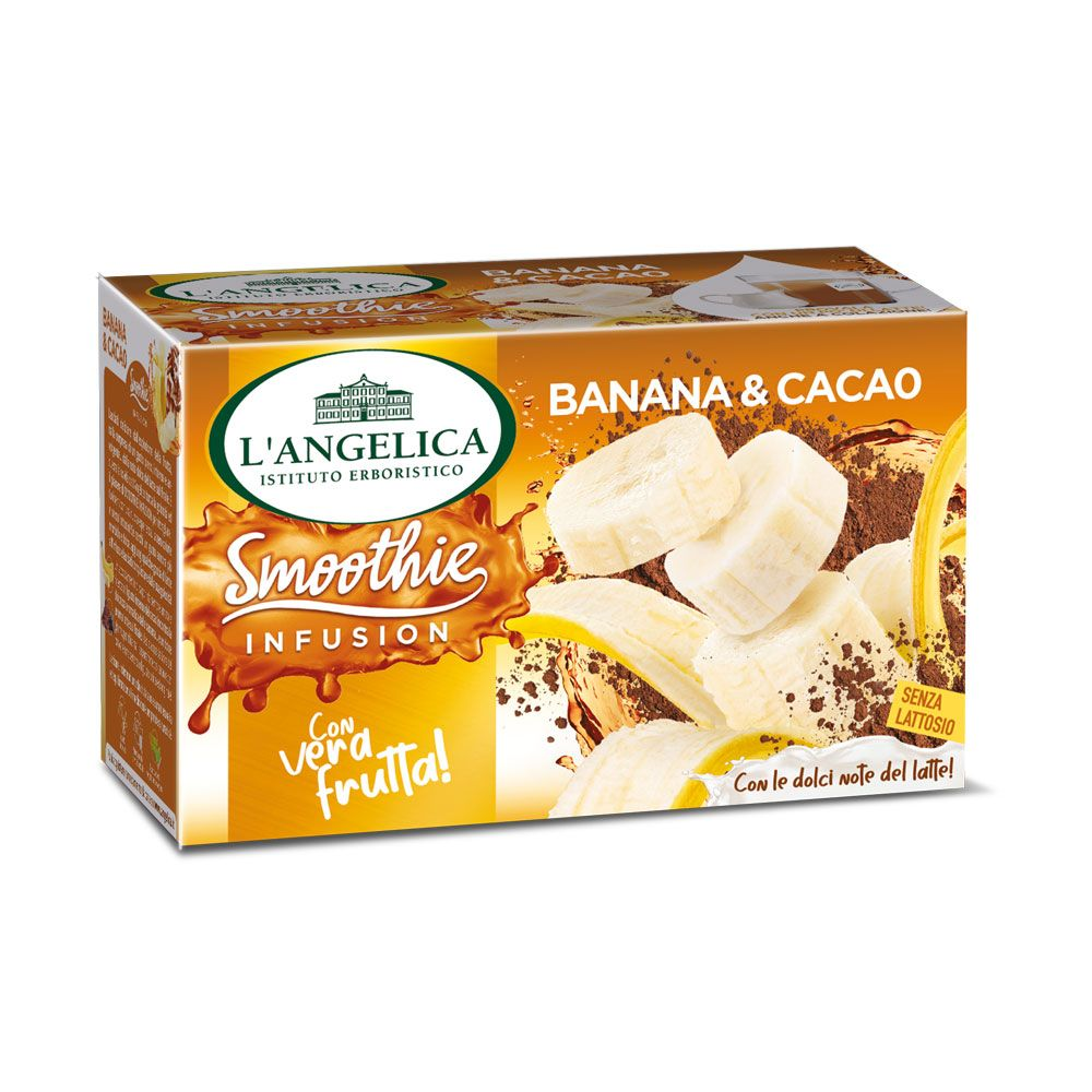 Infuso Smoothie Banana e Cacao