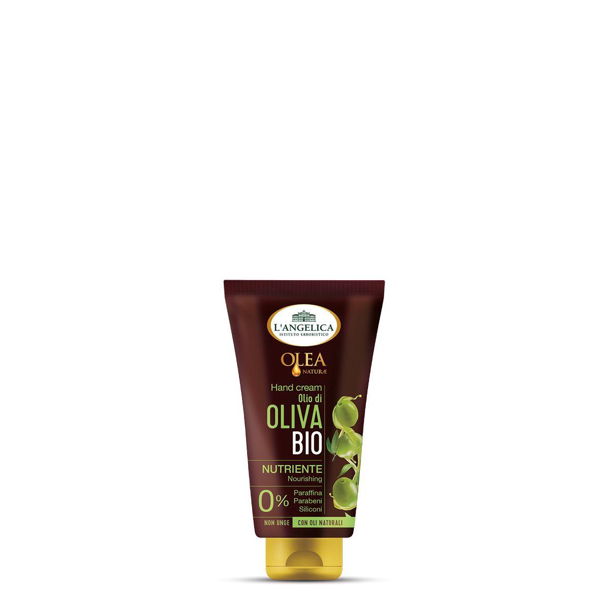 Crema mani - Olio di Oliva Bio