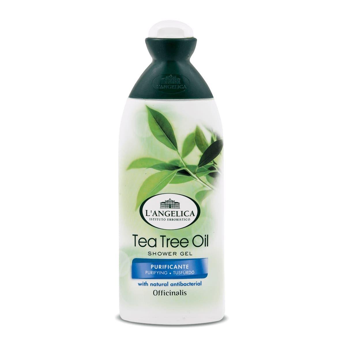 Docciaschiuma Purificante Tea Tree Oil