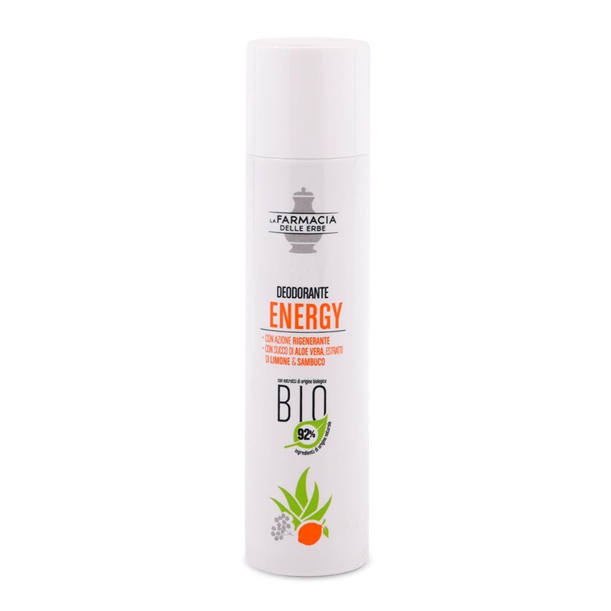 Deodorante Energy