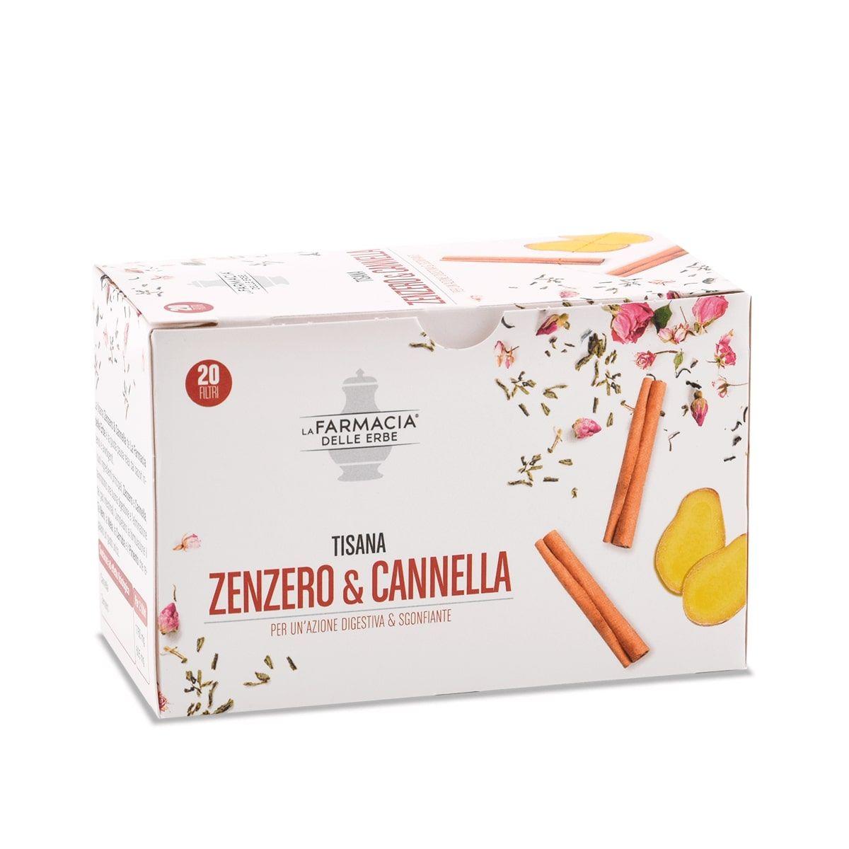 Tisana Zenzero&Cannella