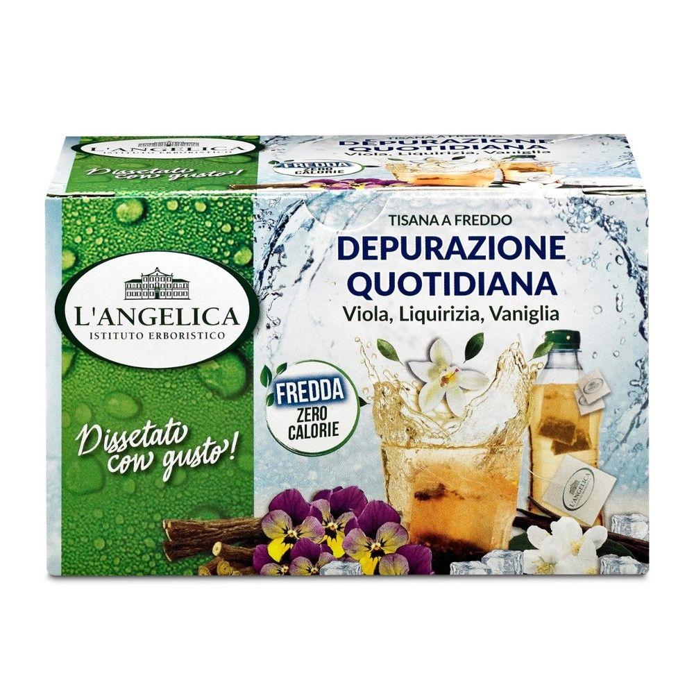 L'Angelica - Tisana a freddo Depurazione Quotidiana