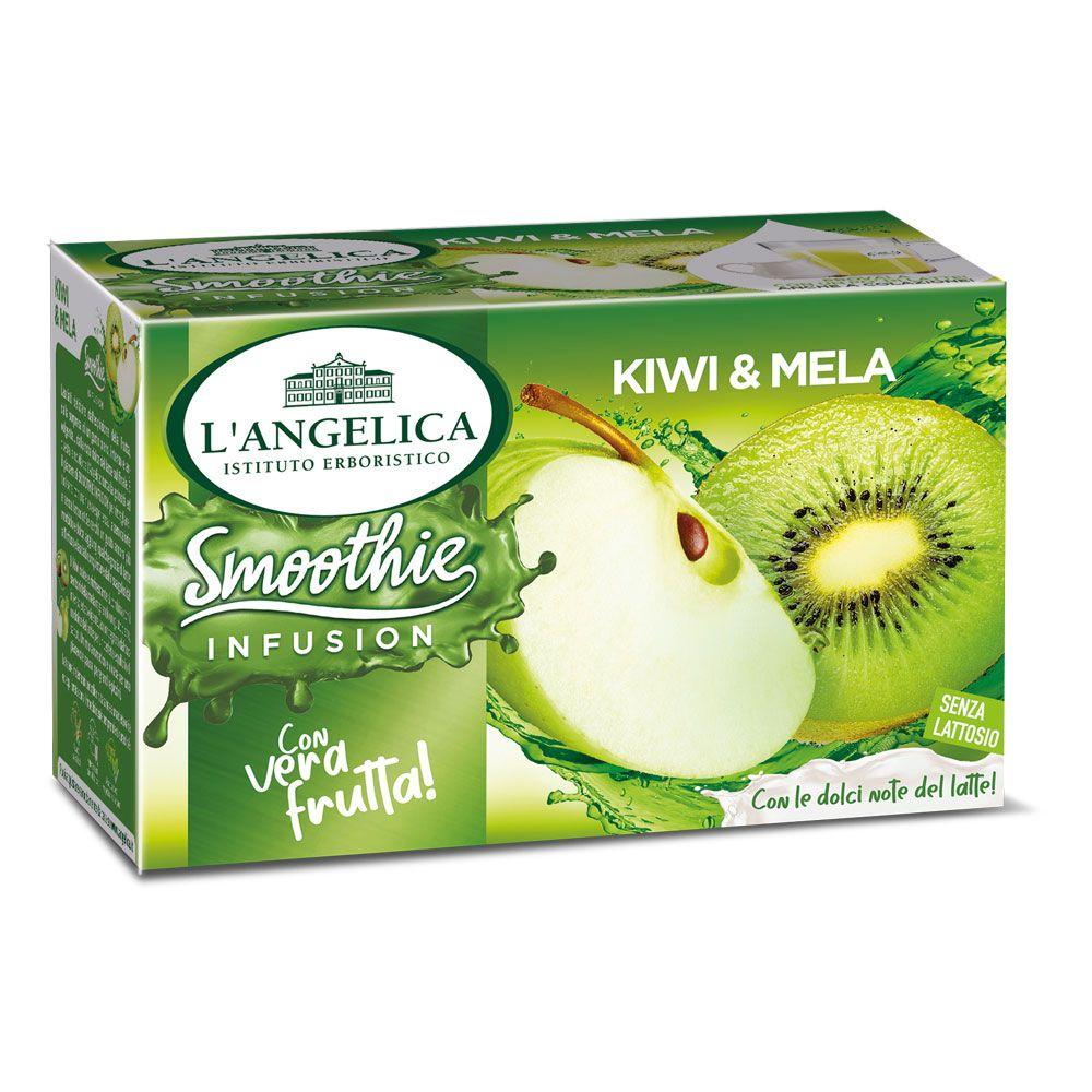 Infuso Smoothie Kiwi e Mela