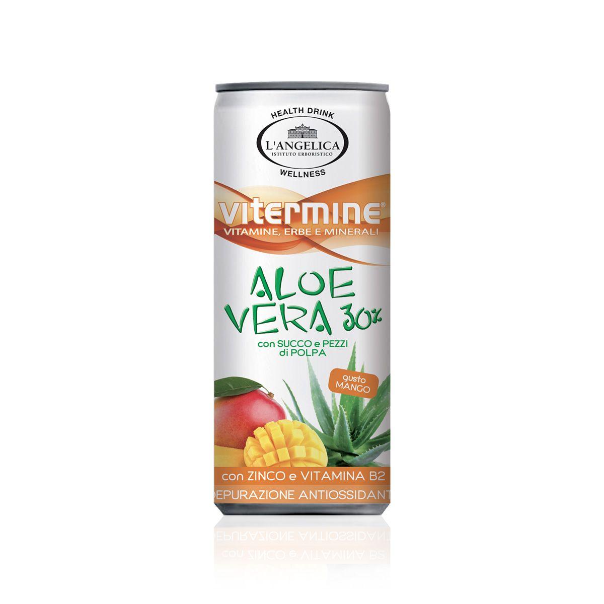 Drink Aloe Vera 30% - Gusto Mango