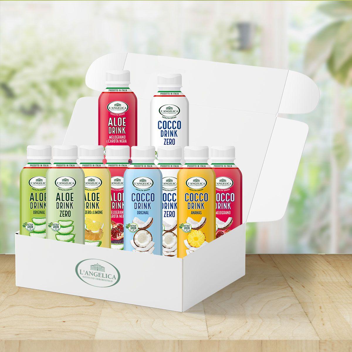 Box Health drinks