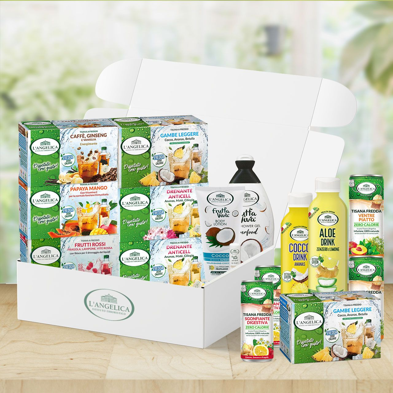 Box sapore d'estate