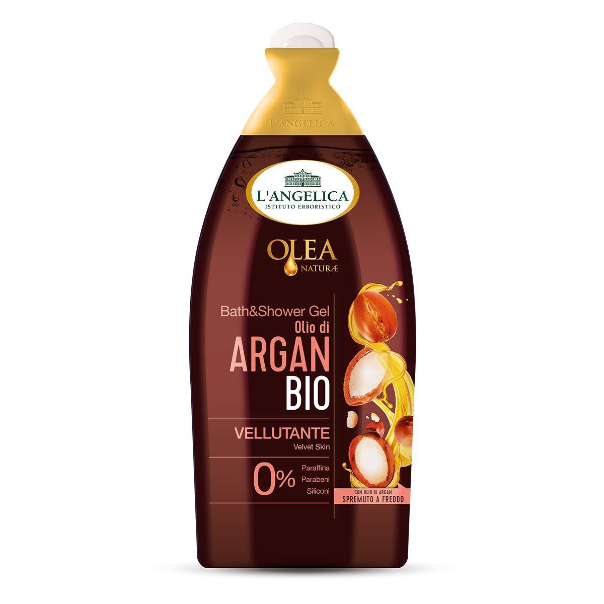 Bagnodoccia Vellutante Olio Bio di Argan