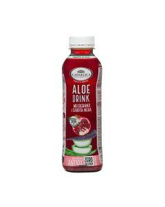 Aloe Drink con Carota Nera e Melograno