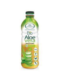Aloe Vera Bio in Succo Puro - Integratore