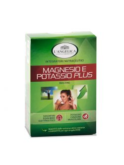 Magnesio e Potassio Plus - Integratore