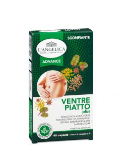 Ventre Piatto Plus - Integratore sgonfiante
