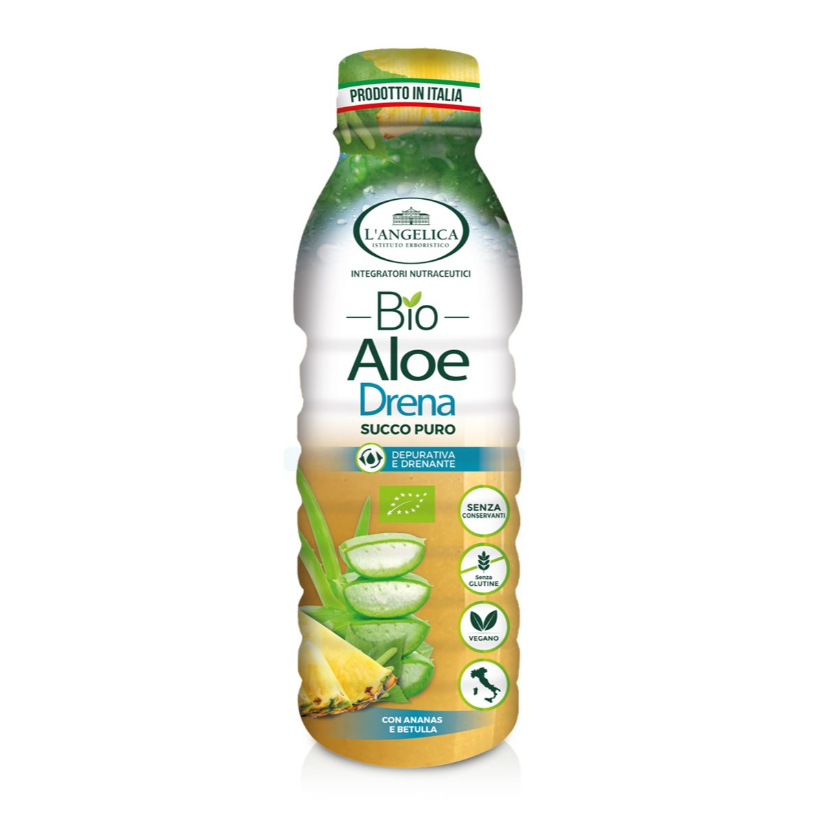 Aloe Drena Bio - Integratore drenante e depurativo