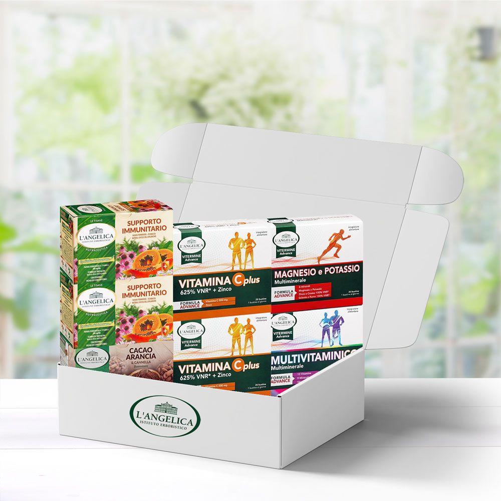 Box Energia e Vitamine