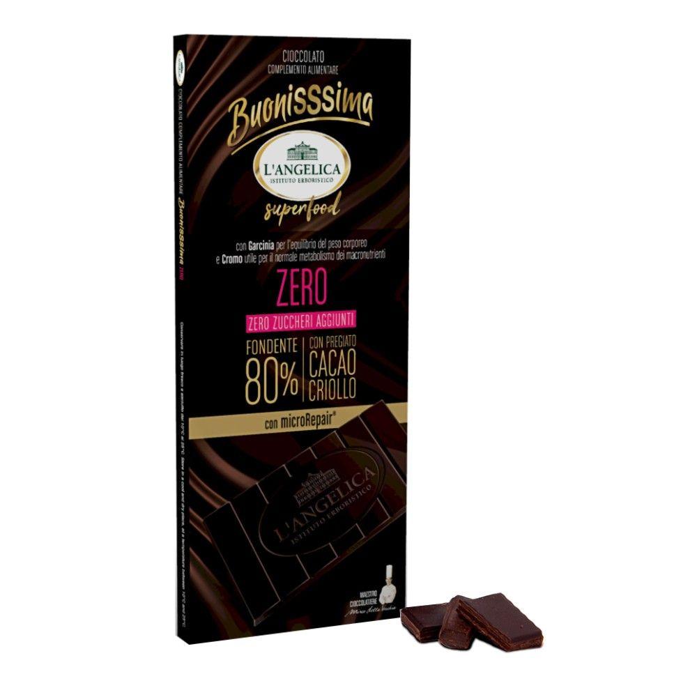 BuonisSsima Zero  - Tavoletta di Cioccolato