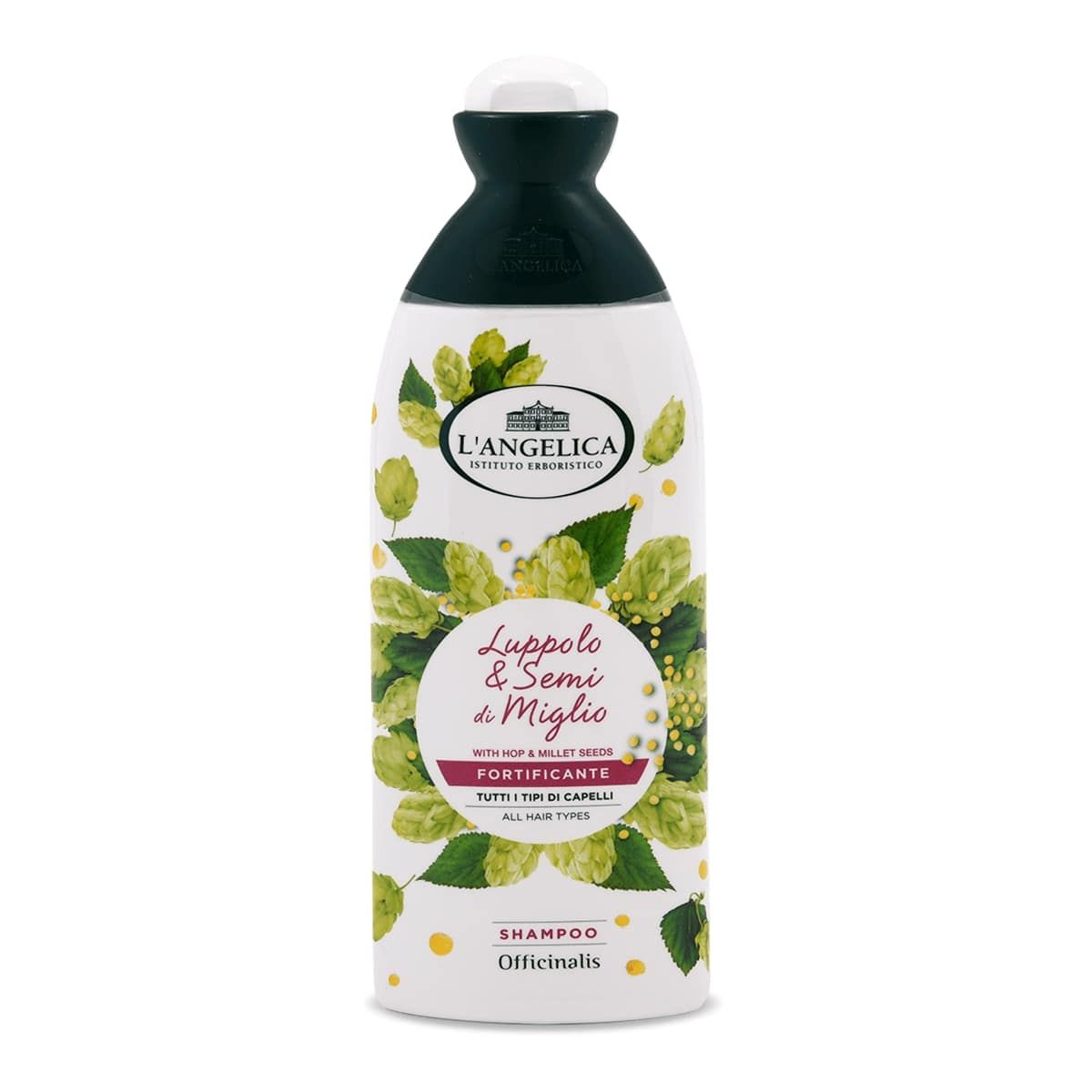Shampoo Luppolo & Semi di Miglio