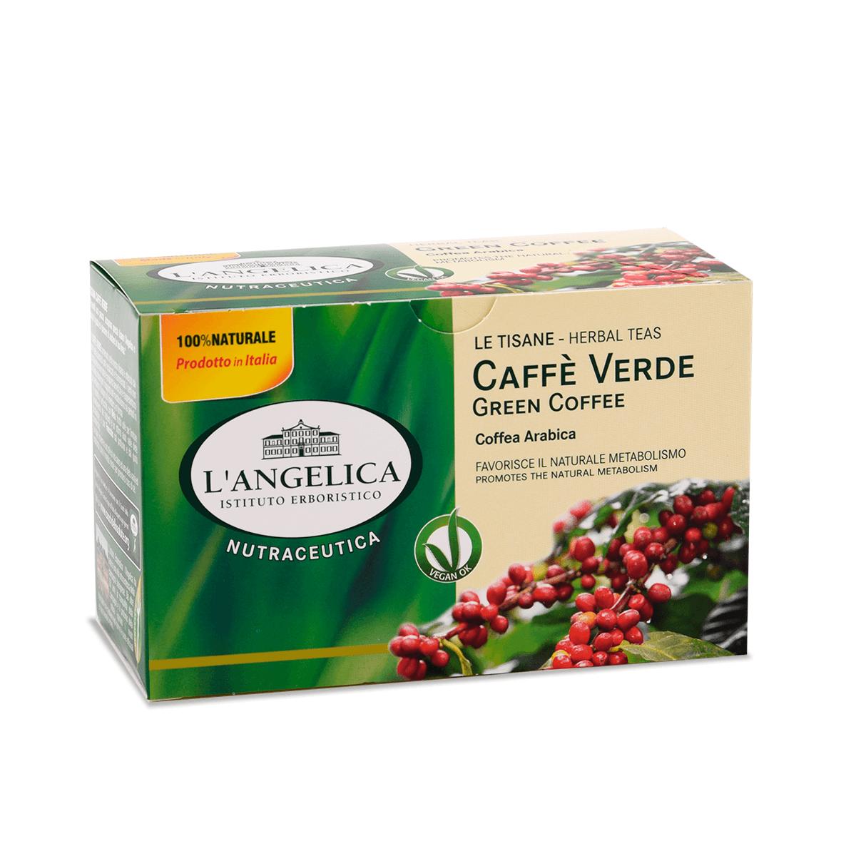 Tisana Caffè Verde