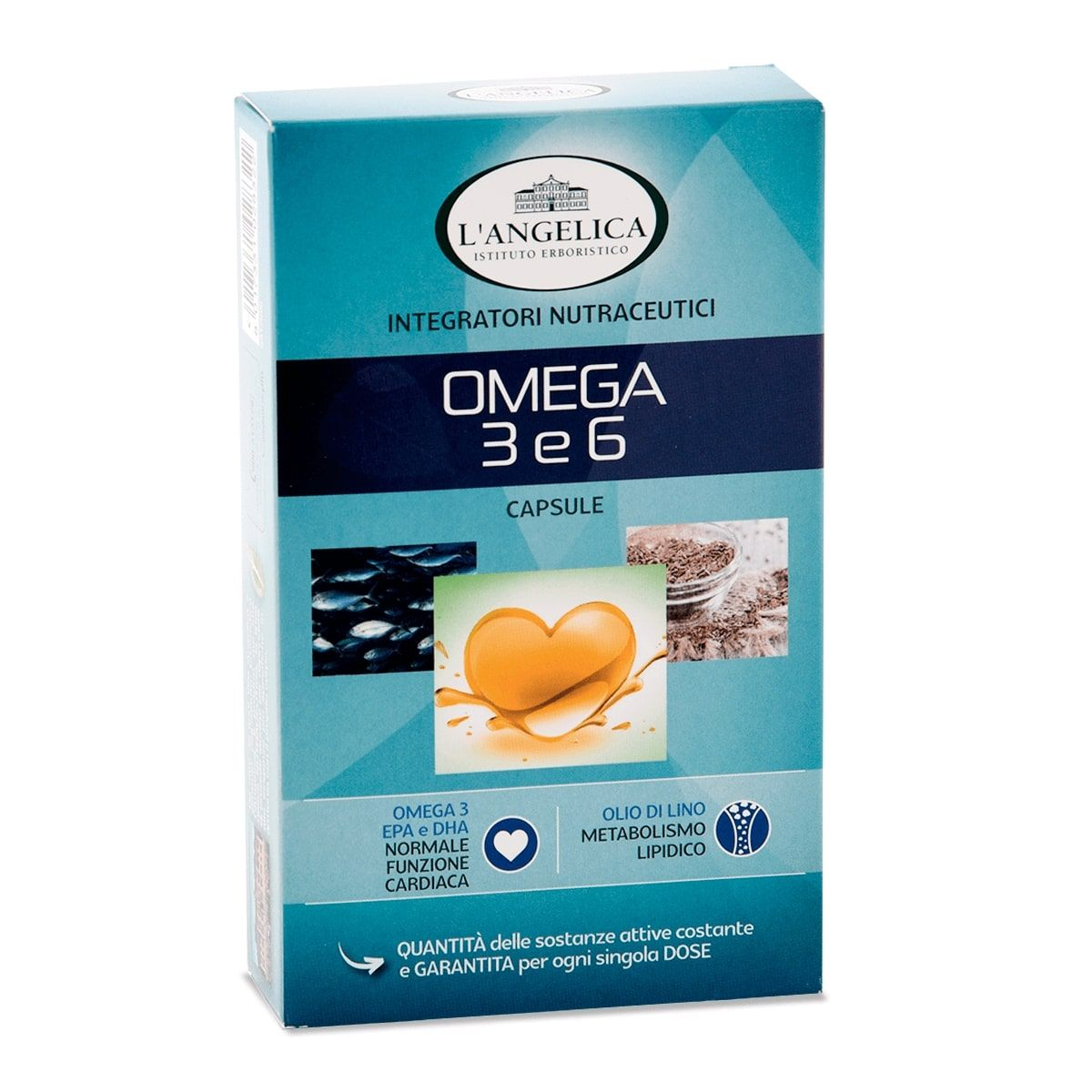 Omega 3 e 6 - Integratore