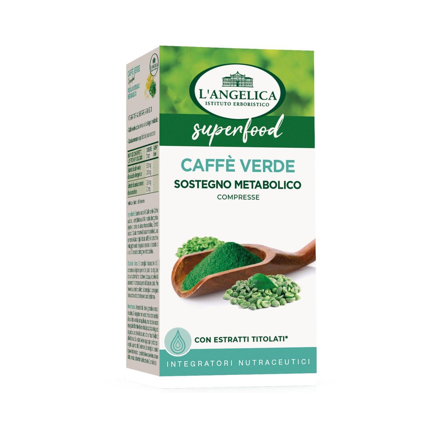 Caffè Verde - Integratore per il sostegno Metabolico