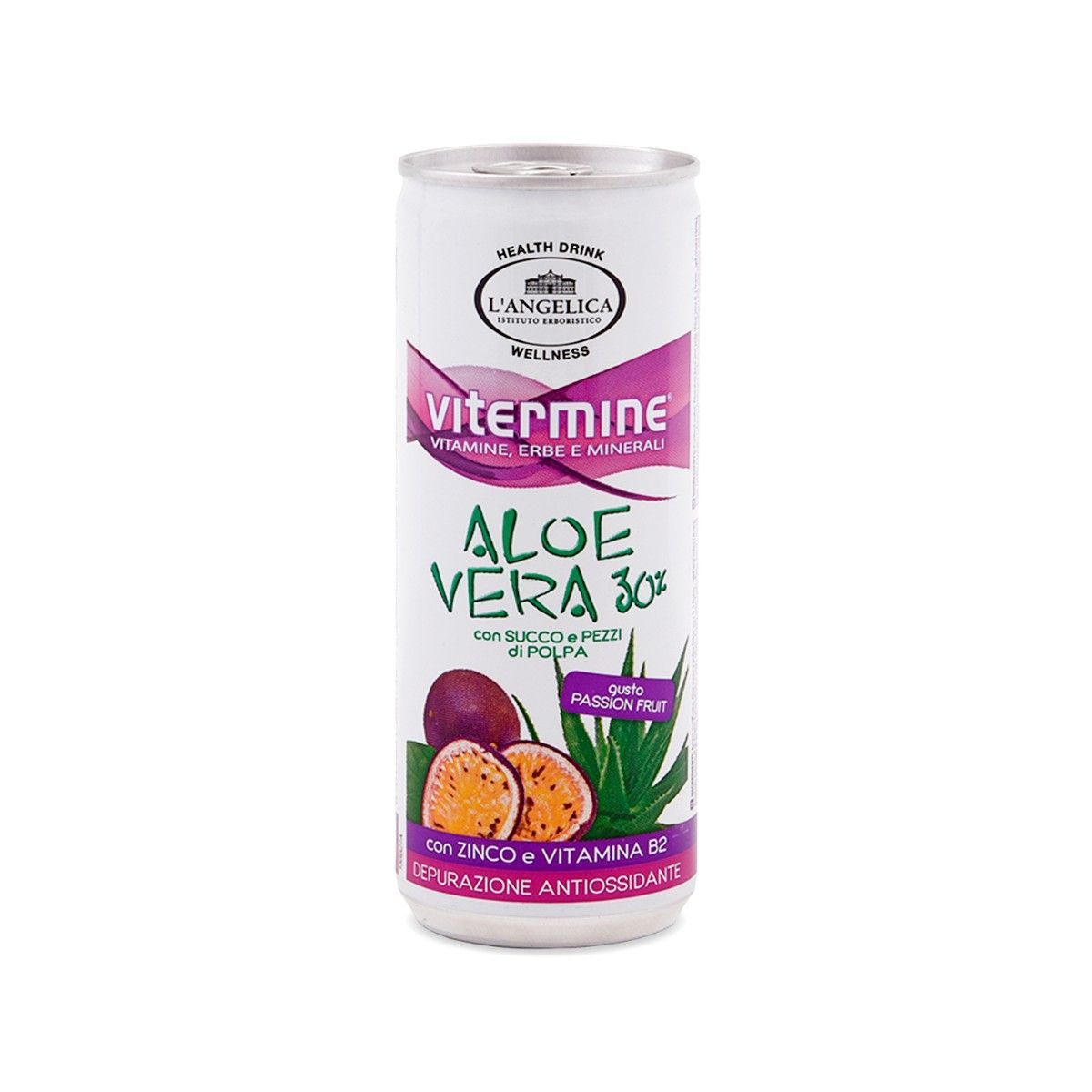 Drink Aloe Vera 30% - Gusto Passion Fruit