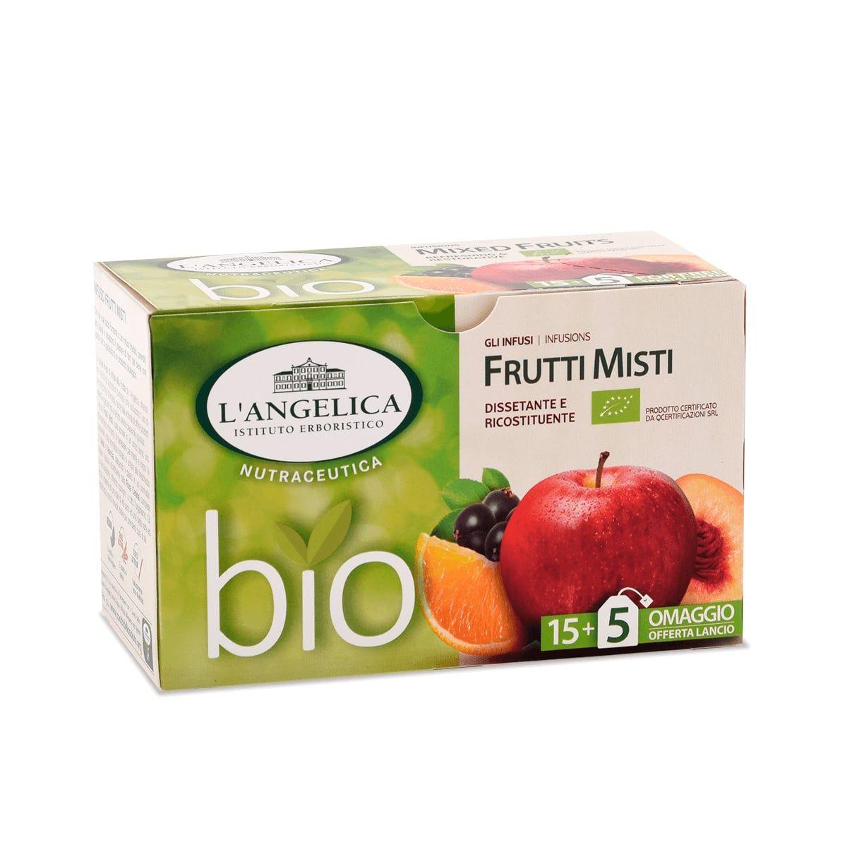 Infuso biologico ai Frutti Misti