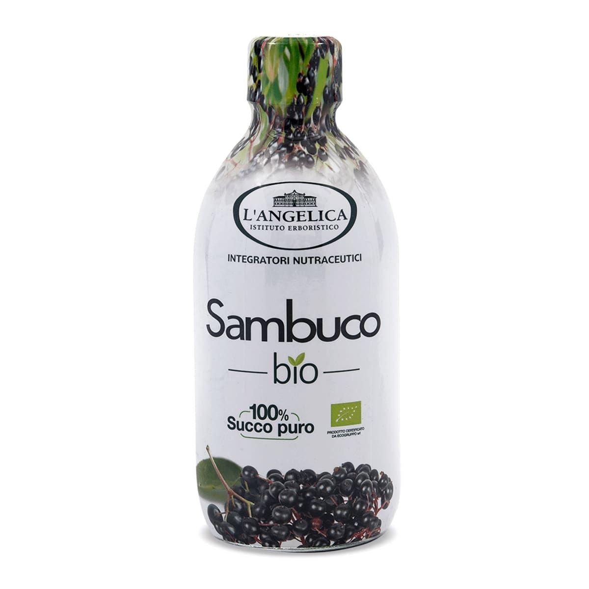 Sambuco Bio Succo Puro