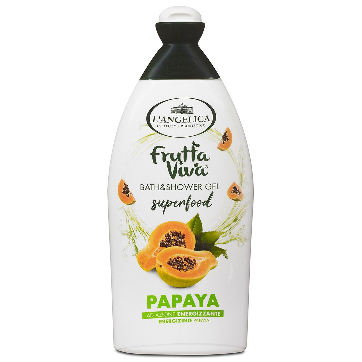 Bagnoschiuma Papaya ad azione energizzante