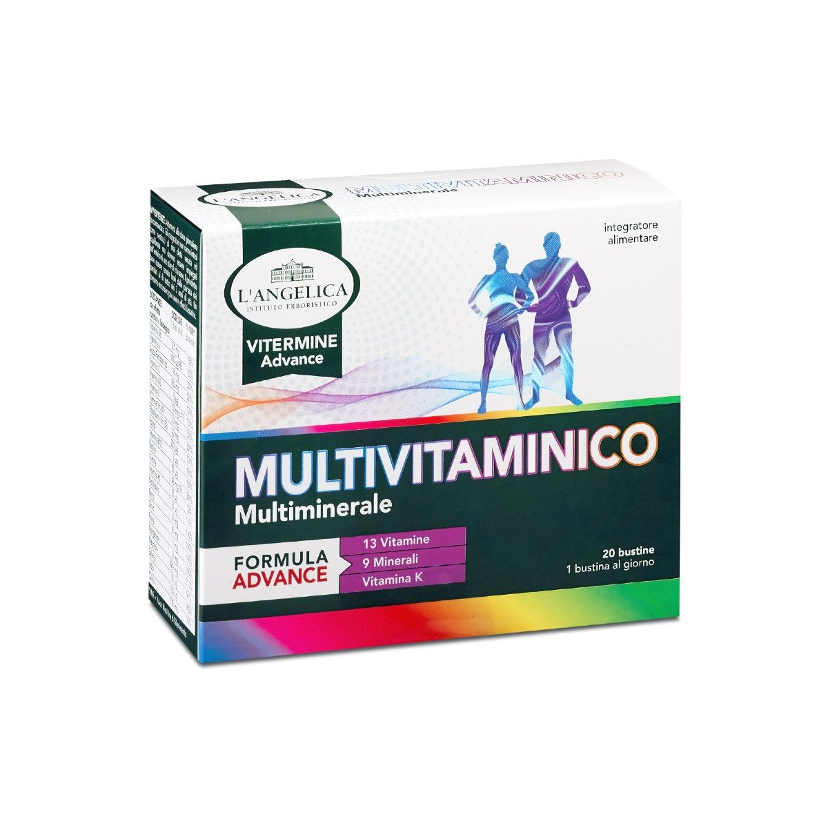 Integratore Multivitaminico