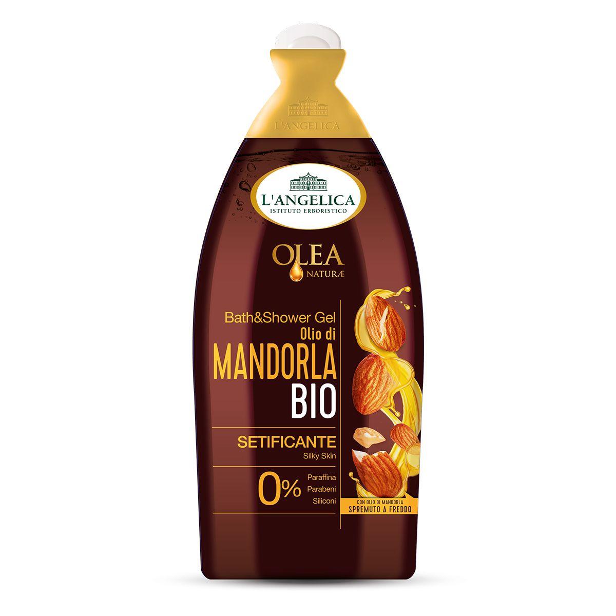 Bagnodoccia Setificante Olio Bio di Mandorla