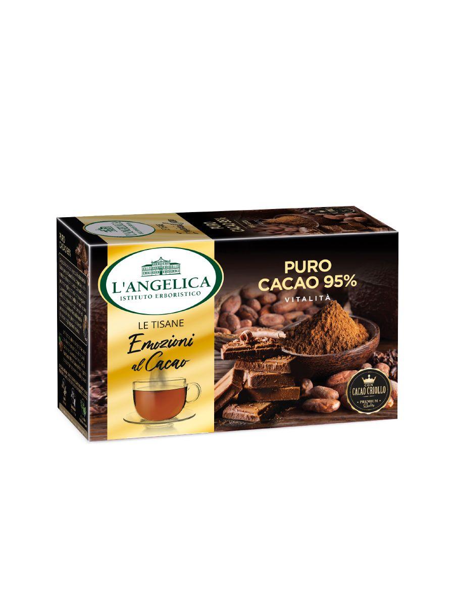 Tisana Puro Cacao 95%